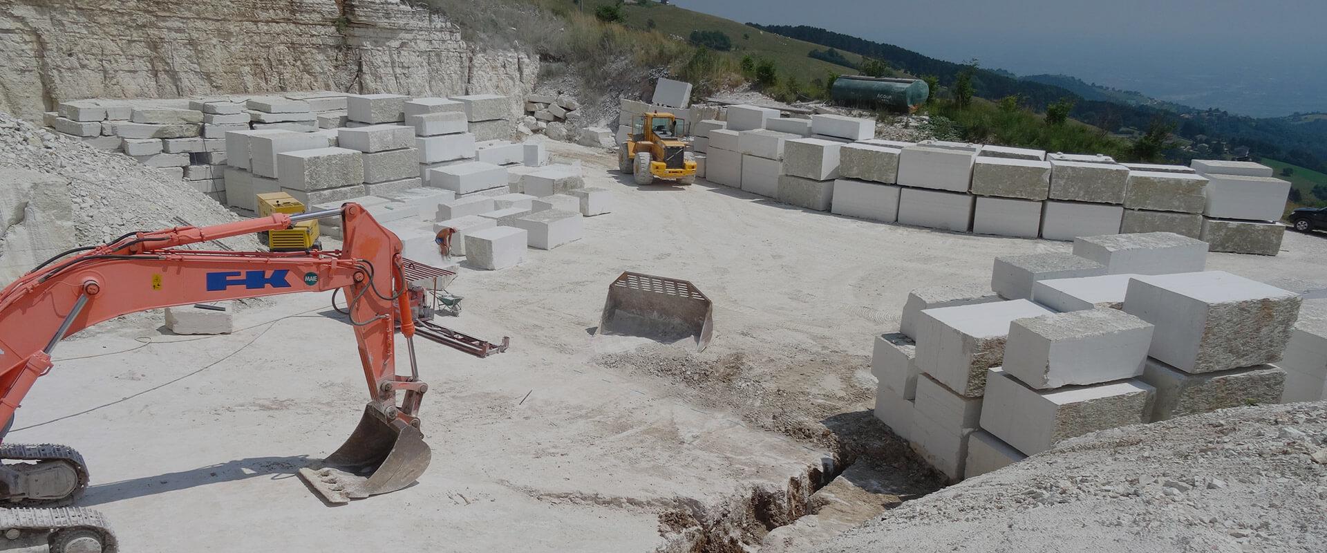 Estrazione e commercio marmo di Asiago